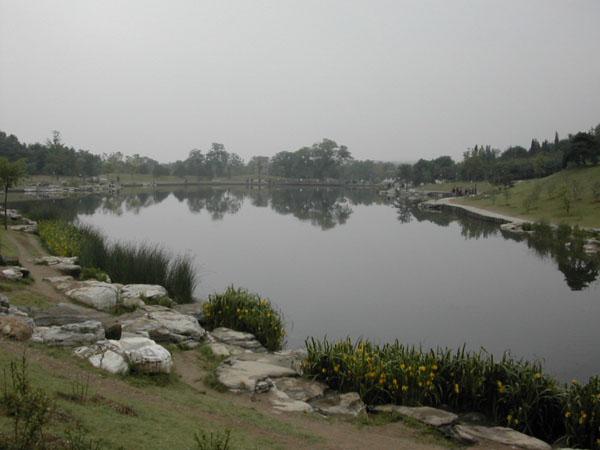 北京植物园,2004